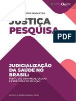 A judicializacao