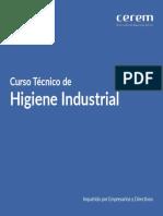 Curso Tecnico Higiene Industrial