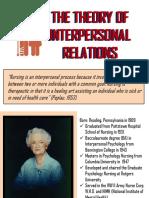 Peplau - Nurse-Patient Relationship Theory.pptx