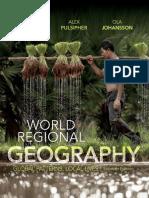 World Regional Geography Global Patterns, Local Lives-W. H. Freeman (2017)