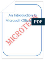 An Introduction to Office 2007 Material9701437030