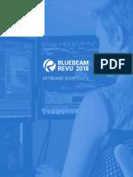 Revu Keyboard Shortcuts 2017