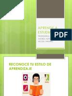5.2 Proyecto A ESTUDIAR SE APRENDE.pptx