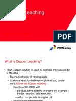 Cooler Leaching Info