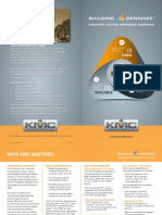 KMC Corp Overview and Architecture SB-060B