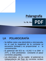 Polarografia