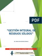 Gestion Integral de Residuos S Lidos