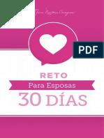 RETO 30Dias, Esposas