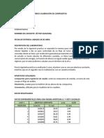 Practica de Laboratorios Calibración de Compuertas