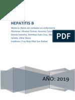 Hepatitis B FINAL