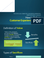4b How to Deliver Customer Experienced Value