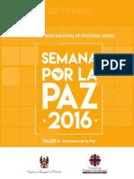 Taller4 Artesanos de La Paz