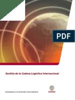 Gestión de La Cadena Logística Internacional