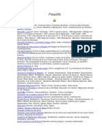 Diccionarios de Barias Materias