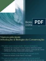 1-Introdução Biologia Da Conservacao
