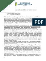 Tendenze attuali del sistema territoriale italiano  nel contesto europeo - Luciano Vandelli.docx
