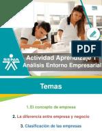 Presentación Act No 1 Clasificación de Empresa (1)