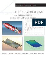 Engineering Computation An Introduction Using MATLAB and Excel.pdf