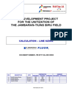 JTB-SF-P-CAL-900-00003_0 Calculation - Lines Sizing (Replace).docx