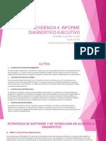 Actividad 18 Evidencia 4 Informe Diagnostico Ejecutivo