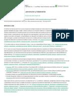 Síndrome de lisis tumoral_ prevención y tratamiento - UpToDate