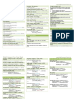Entity Framework Core Cheat Sheet.