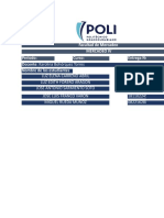 Analisis Externo Excel mercadeo IV