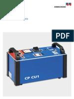 CP CU1 User Manual