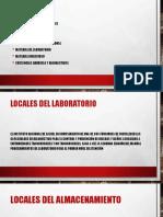 Lista de Comprobacion Del Laboratorio