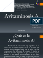 Avitaminosis A