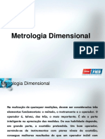 Metrologia Eletromecânica