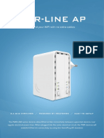 powerline AP mikrotik