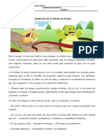 Estética - semana 2 - fábula la tortuga y la libre.docx