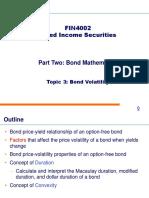 Topic 3 Bonds Volatility New Summer.ppt