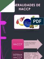24. Generalidades de Haccp