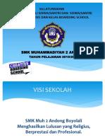 Presentasi Sillaturahmi Wali Siswa Boarding Dan Creative