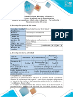 Guía de actividades y rúbrica de evaluación – Tarea inicial – Reconocimiento del curso (1)
