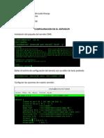 Actividad 6 Servidor DNS