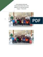 Laporan Kegiatan Prolanis 18 Desember 2016