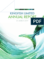 Kingfish Annual Report 2019