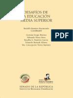 Desafios de La Educacion Media Superior