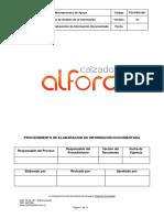 Procedimiento de Elaboración de Información Documentada