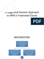 Adaptive resource Management