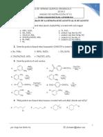 problemas de quimica organica