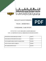 Case Study UNGS