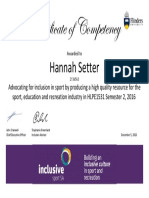 inclusion award
