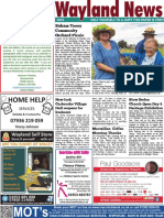 The Wayland News October 2019