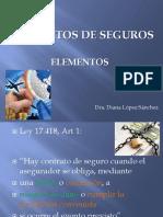 C. Seguros -Elementos -Rrll