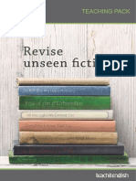 Revise Unseen Fiction