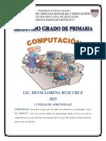SEGUNDO GRADO DE PRIMARIA I UNIDAD.docx